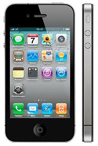 Das TOP Weihnachtsgeschenk: iPhone 4 im Netz von Vodafone - Eine Parkuhr - iPhone 4