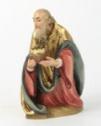 Figuren für die Weihnachtskrippe - Eine Nahaufnahme von einer Person - Figur