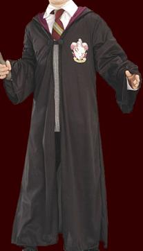Harry Potter Kostüm für 8-10 Jährige - Ein Mann in Anzug und Krawatte - Gryffindor