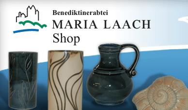 Geschenke aus einem Kloster (Benediktinerabtei) - Glasflasche