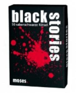 Black Stories: schaurige Geschichten auch für Juristen