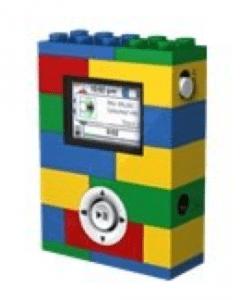 MP3-Player für Kinder von Lego