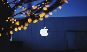 Apple Store zu Weihnachten
